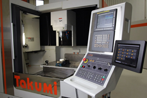 Takumi Adds Renishaw Inspection App for FANUC Control