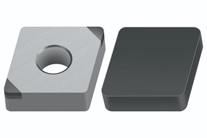 Walter CBN Indexable Inserts Designed for ISO K, ISO H Materials