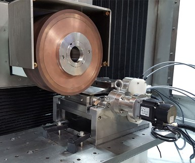 Electrochemical grinding using a programmable pointing and material handling system can accommodate a range of needle point designs while eliminating a variety of pre- and post-process operations.
