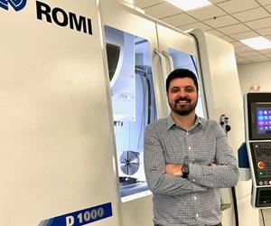 Rafael Boldorini Named General Manager at Romi USA