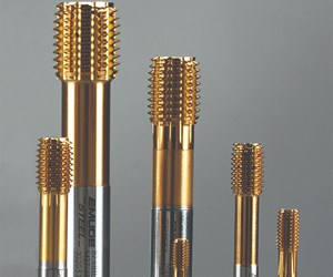 Emuge's Line of Roll Form Taps for Medium Strength Steels