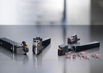 Seco QC Modular Toolholder Simplifies Swiss-Type Machining