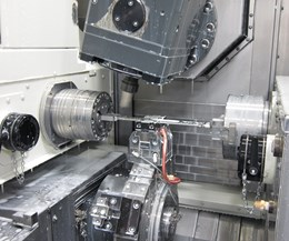The Story Behind a Machining Background Photo