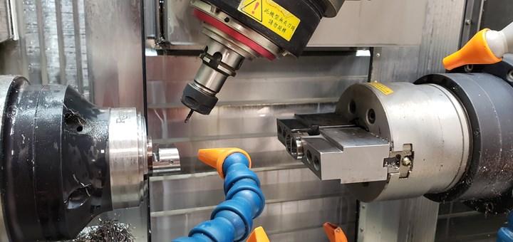 MoManTech CNC Machine Shop