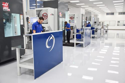 Roush Yates Manufacturing Solutions