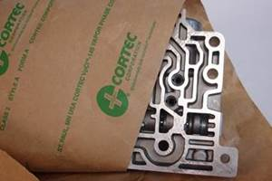 Cortec's CorShield Packaging Paper Eliminates Need for Rust-Preventive Oils, Greases
