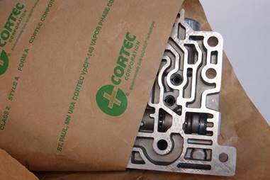 Cortec's CorShield Packaging Paper