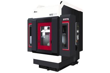 Enshu WE30V machining center