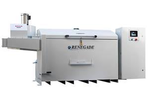 Renegade I-Series Washers Feature Horizontal Rotating Parts Design