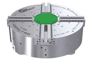 SMW e-motion Power Chuck Enables Contact-Free Adjustment