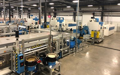 Automated Manufacturing in the U.S. Makes for a Fitting Process