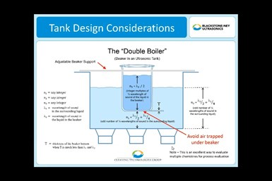 tank design configuration slide from the webinar
