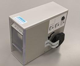 Jomesa Filter Dispenser Maintains Membrane Cleanliness