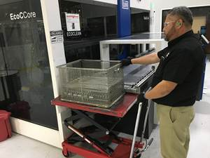 Hydrocarbon Cleaning Impresses Exhaust System Company