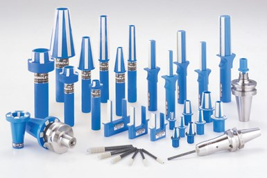 A small buildup of particulate can throw off a whole operation or damage tooling and machine mechanics. Cleaners make it easy to get spindles and tooling in the best condition to perform exactly as desired over and over.