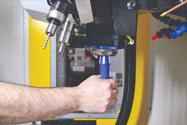 Spindle cleaners are a great tool to ensure absolute cleanliness of tapered, polygon and HSK spindles.