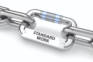 Why You Should Consider Standard Work