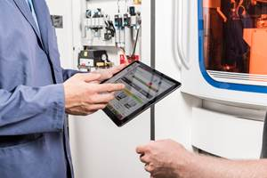 United Grinding's Digital Solutions Boosts Grinding Machine Productivity, Uptime