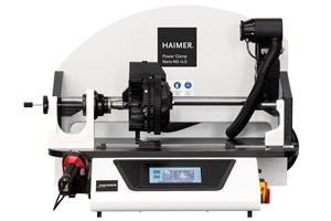 Haimer Power Clamp Shrink Fit System Reduces Cycle Times
