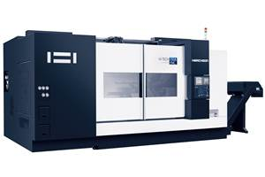 Hwacheon Hi-Tech 750 Turning Center Designed for Large Parts