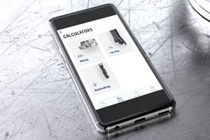 Seco Assistant Machining App Saves Time, Boosts Productivity