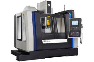 Expand Machinery's Genmill VMC Provides High-Strength Cutting Platform