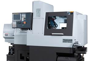 Precision Machining Technology Review: Turning Machines
