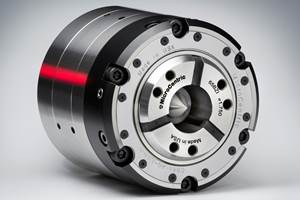 Microcentric's Alloy Collet Chuck is a Low-Maintenance Machining Option