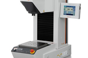 Mitutoyo America Corp.'s HR-600 Hardness Tester Expands Range of Measurements