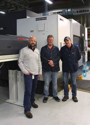 Making Waves with Lathe Automation