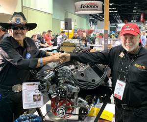 Sunnen Engine Charity Sweepstakes Breaks Fundraising Record