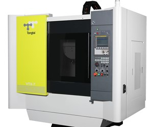 Absolute Drilling/Tapping Centers for High-Precision, High-Volumes