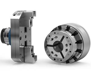 Hainbuch 2-Jaw Module Adapts to Clamp Cubic Parts