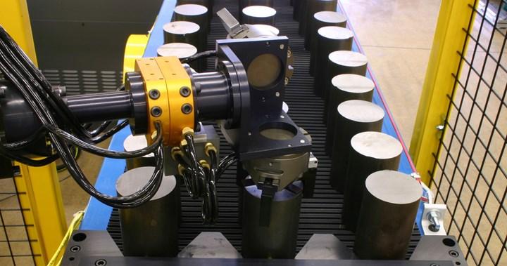 Robotic Workhandling