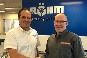 CNC Indexing & Feeding Technologies Partners with Röhm Products of America