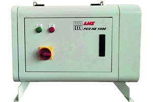 LNS Oil Mist Collector Provides 98.3% Filtration Levels