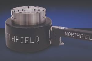 Northfield Air Chucking System Requires No Air Tubes, Hoses
