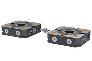 Workpiece Positioning System Features Simultaneous Actuation