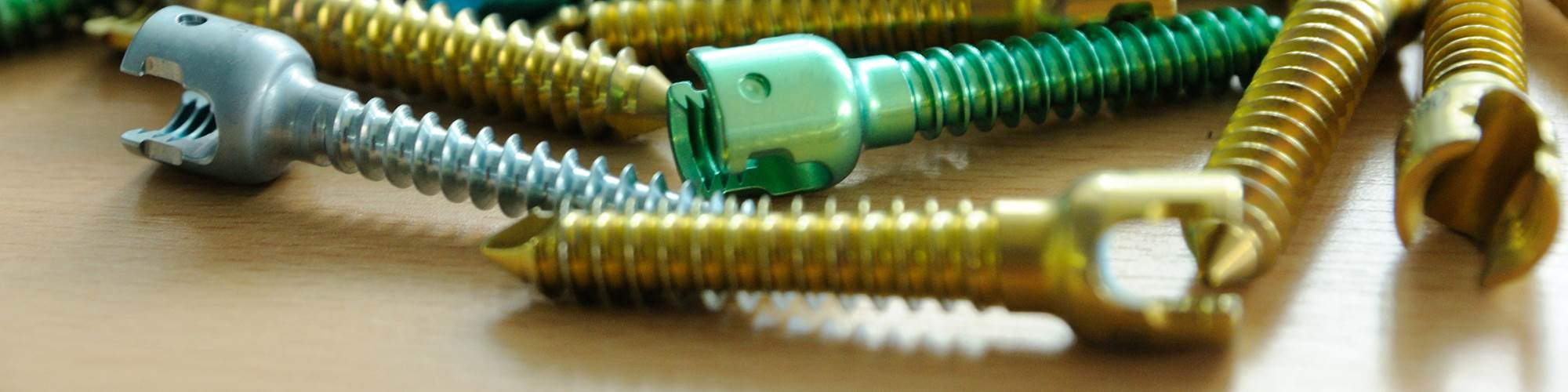 Medical bone screws