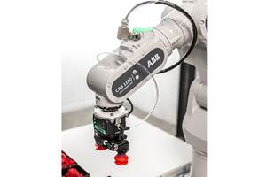 ABB Expands Portfolio with Stronger, Faster, More Capable Cobots