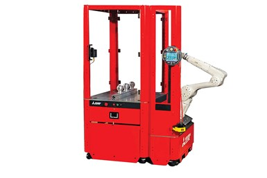 LoadMate Plus Machine Tending Robotic Cell