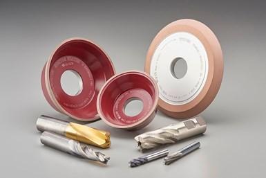 Saint-Gobain Abrasives Norton Winter V-Prime grinding wheels