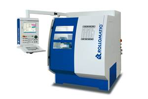 Rollomatic Upgrades Grinding Machines for Dental Burs, Rotary Instruments