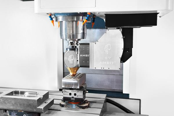 Romi Hybrid Machining Centers Enable 3D Metal Manufacturing image