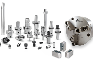 Accutek manufactures high-precision tooling and workholding products.