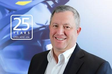 Alan Levine, managing director of Open Mind Technologies USA