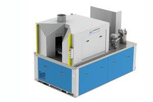 Ransohoff Spray Cabinet Offers Small Footprint, High-Volume Cleaning