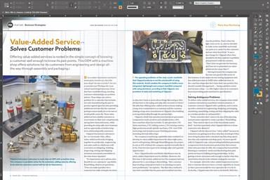 Production Machining magazine