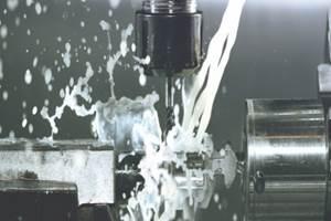 Dual-Purpose Cutting Oil Minimizes Contamination