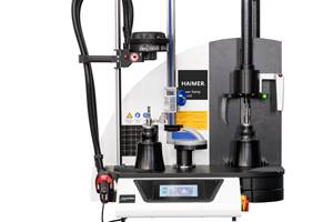 Haimer Provides Shrink-Fit Machines for Chucks, Collets and Small Toolholders